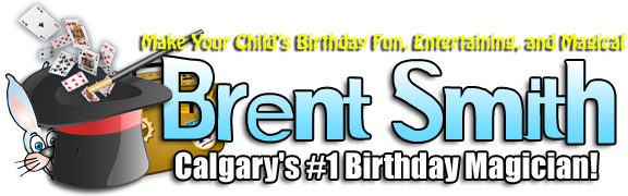 Calgary's Birthday Party Magician